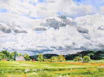 Summer Sky, Greenspring Valley