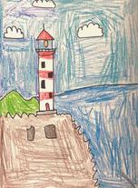 """Alejandro F.   """"Lighthouse"""""""