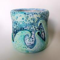 "Margaret Polcawich | ""Small Vase/Vessel 2"""