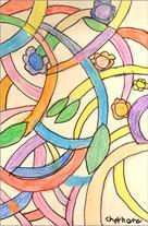 "Chethana V.    ""Colors"""