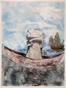 "Susan Due Pearcy  |  ""Revisiting History - Columbus"""