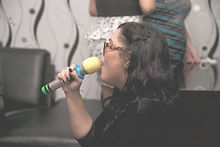 Melissa Solley Singing