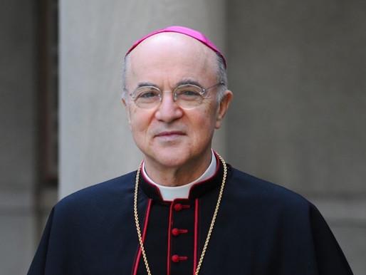 "Demoledor discurso del arzobispo Carlo Maria Viganò en la cumbre mundial ""Truth Over Fear"""