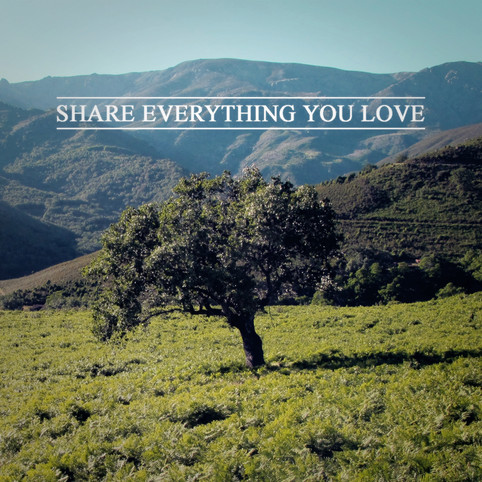 """Share Everything you Love"", NEW SINGLE"