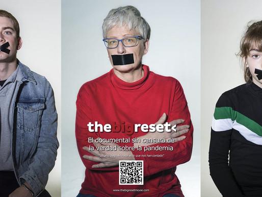 """""""thebigreset<"""": El documental que desmonta la pandemia en menos de 20 minutos"""