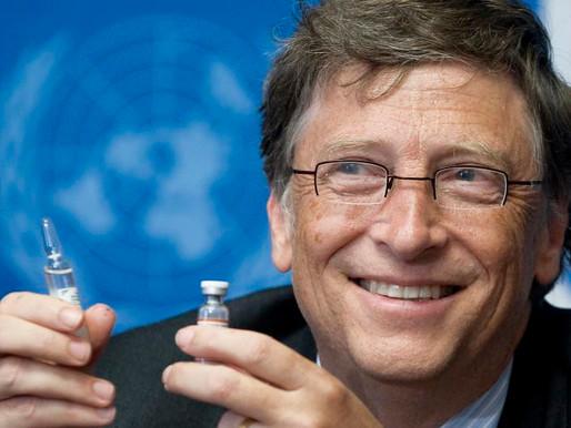 ¿Cuáles son los verdaderos intereses de Bill Gates?