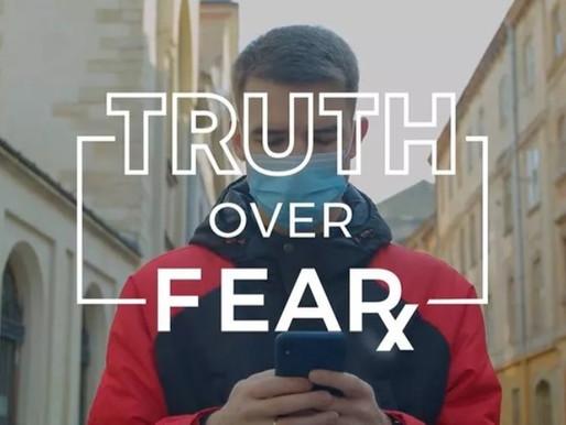 """Así fueron las ponencias de los expertos españoles en la cumbre mundial """"Truth Over Fear"""""""