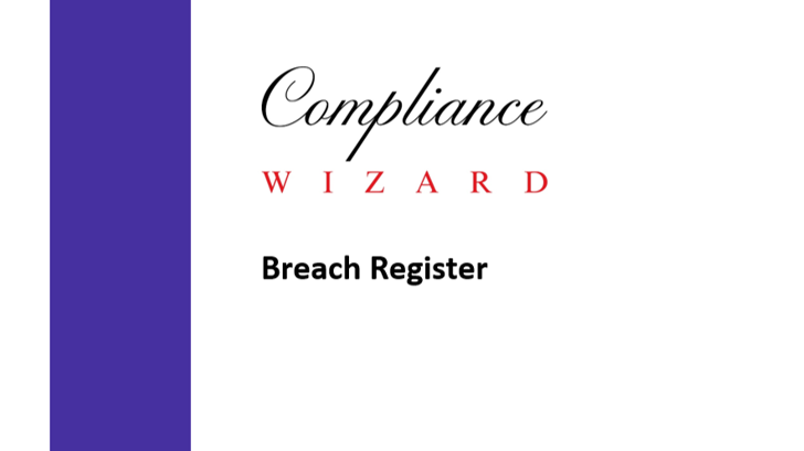 Breach Register