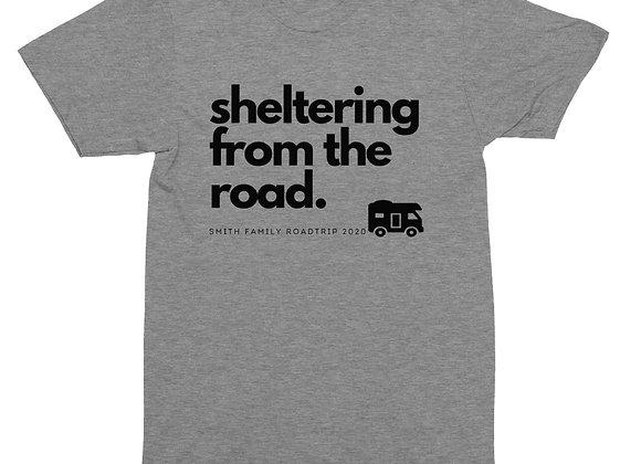 CUSTOMIZED Men's Tri-Blend Track Shirt