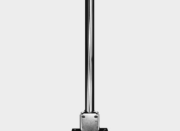 Vertical Post Indoor Attic Mounting Bracket