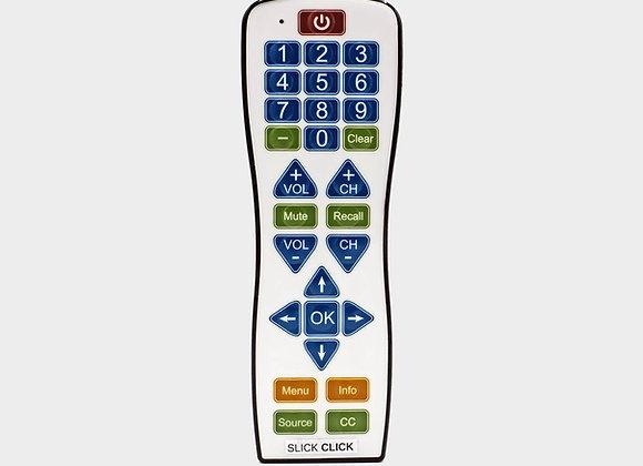 SLICK CLICK Universal Remote Control