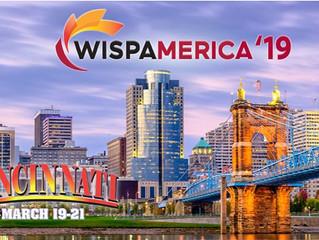 2019 WISPAmerica Show - Cincinnati Ohio