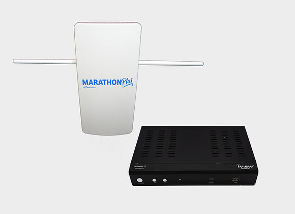 Marathon Plus with AirView DVR
