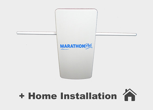 Marathon Plus HDTV Antenna w/Geek Squad Installation