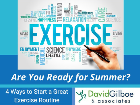 4 Ways to Start a Great Exercise Routine