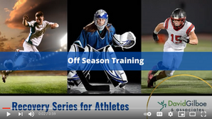 Off-Season Training: Recovery Tips for Athletes