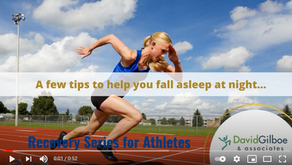 Sleeping: Recovery Tips for Athletes