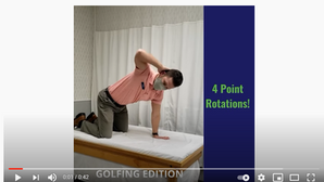 Exercises for Golfers