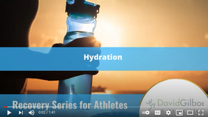 Hydration: Recovery Tips for Athletes