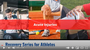 Acute Injuries: Recovery Tips for Athletes