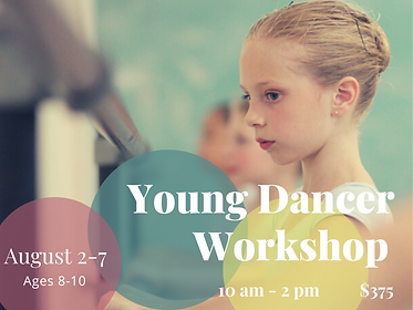 Young Dancer Summer Workshop