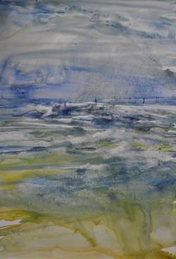 Peintre aquarelliste belge