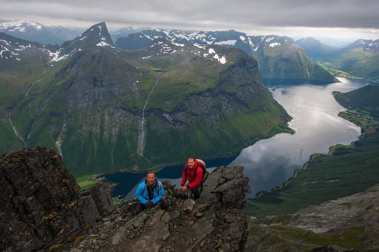 SUPTRAIL Norvège 2018