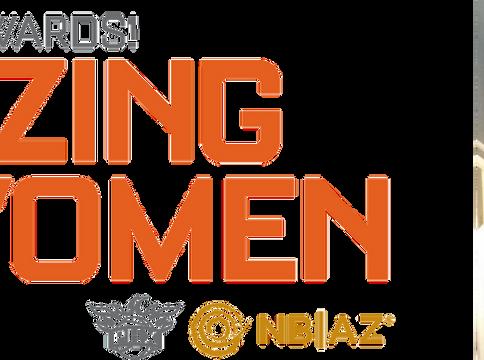 National Bank of Arizona and Phoenix Suns Amazing Women Award!