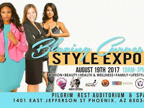 Blazing Curves Style Expo