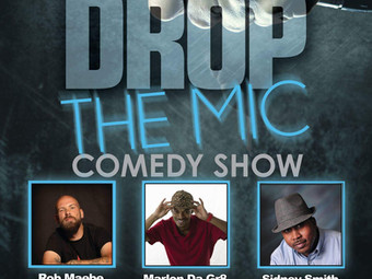 Drop the Mic Comedy Show