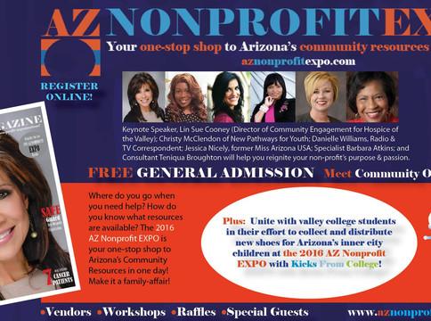 Az Nonprofit Expo 2016