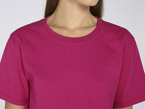 T-shirt épais (200g) en coton biologique -