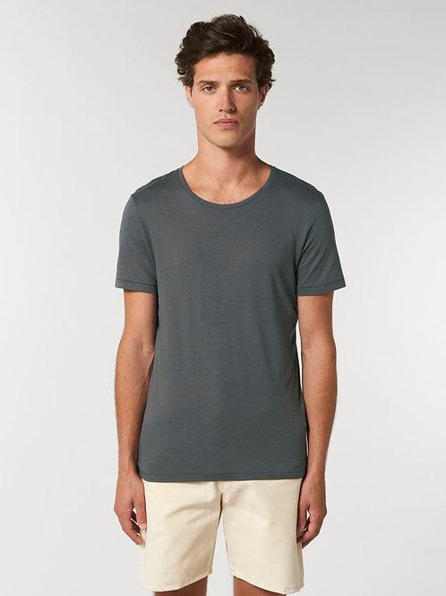 Tee-shirt homme en 50% Modal 50% Coton BIO