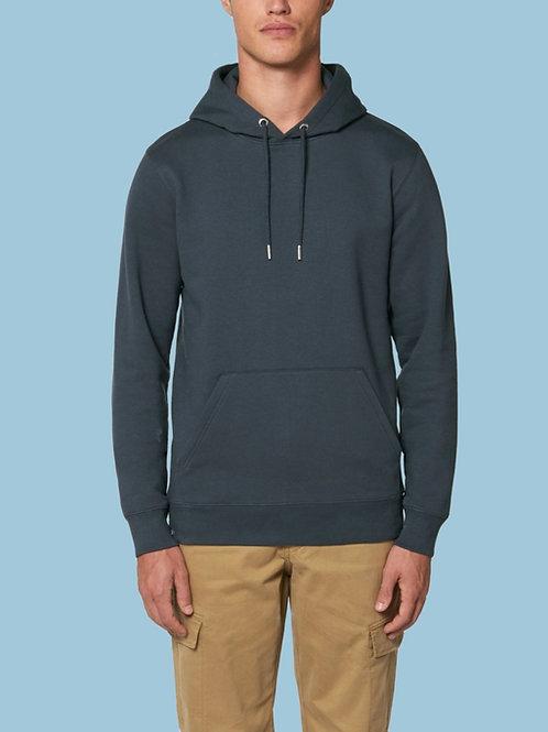 Sweatshirt BIO Homme avec capuche