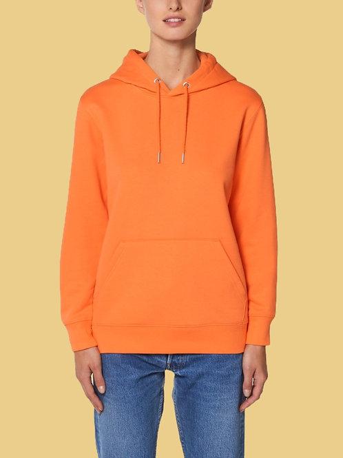Sweatshirt BIO FEMME CRUISER avec capuche