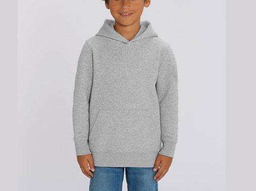Sweatshirt Garçon - Capuche - Couleurs Chinés