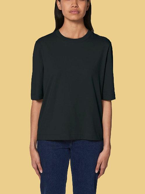 T-shirt épais (200g) en coton biologique - FRINGER