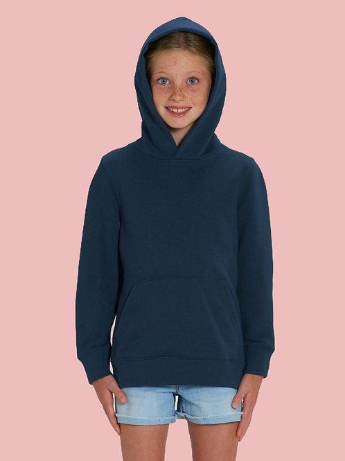 Sweatshirt FILLE - Capuche - Couleurs Classiques