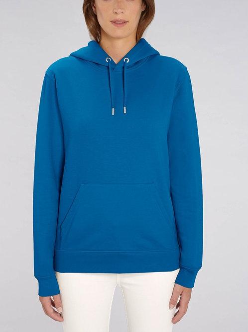 Sweatshirt BIO FEMME CRUISER avec capuche - Coloris Classiques -
