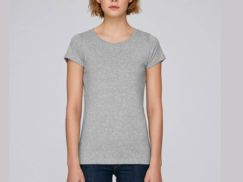 Tee-shirt manches courtes col rond  - GAMME CHINÉ