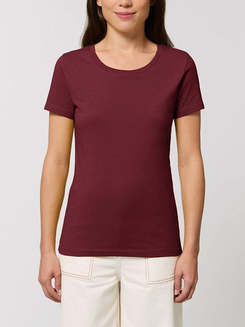 Tee-shirt manches courtes col rond - EXPRESSER - LES COULEURS CHAUDES