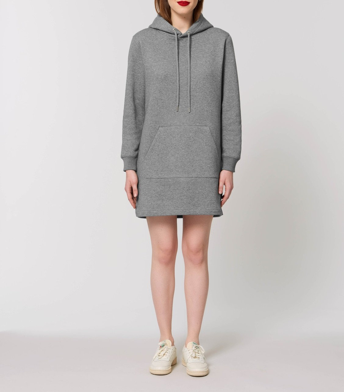 La Robe Sweat Shirt En Coton Bio A Capuche Human And Tee