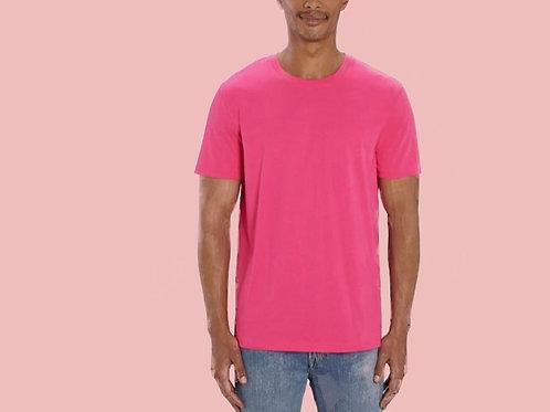 Tee-shirt 100% Coton Bio doux équitable - LES COULEURS