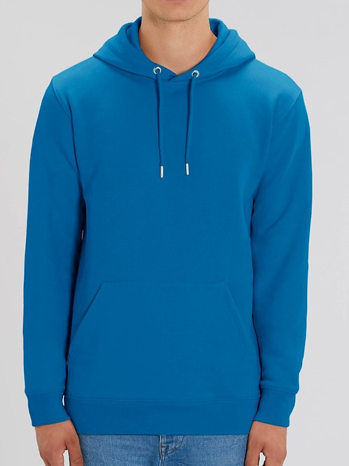 Sweatshirt BIO Homme avec capuche - Coloris Classiques -