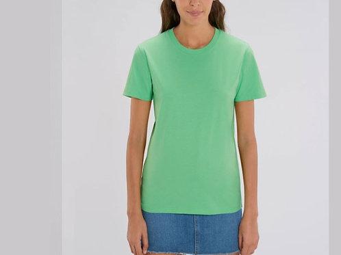 Tee-shirt 100% Coton Bio doux équitable - LES PASTELS