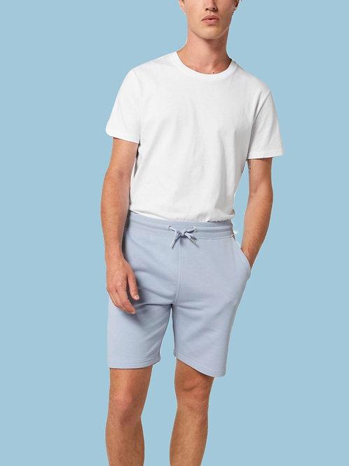 Short de sport Coton Biologique - TRAINER - Coloris pastels