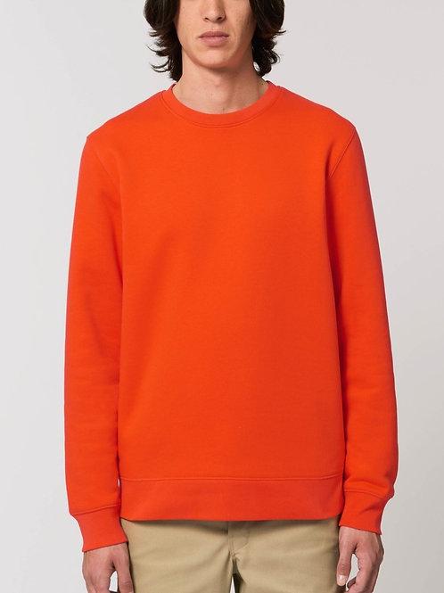 Sweat-shirt Bio Homme Uni-  CHANGER - les couleurs