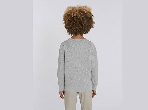 Sweatshirt Garçon- Col rond - MINI CHANGER