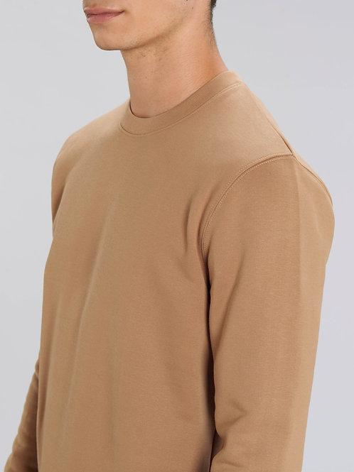 Sweat-shirt Bio Homme Uni-  CHANGER - coloris classique