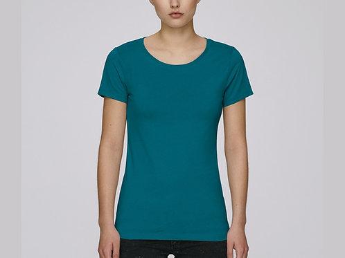 Tee-shirt manches courtes col rond - GAMME BLEU